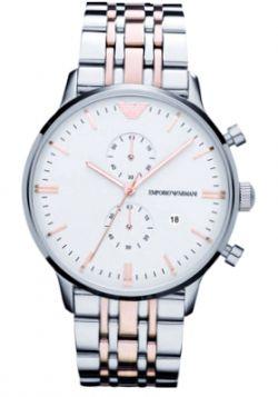 Empori Armani AR0399 Classic Horloge