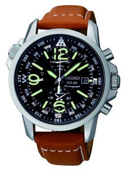 Seiko Basic SSC081P1 Horloge