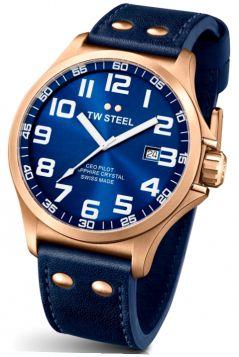 TW Steel CE6001 Pilot horloge
