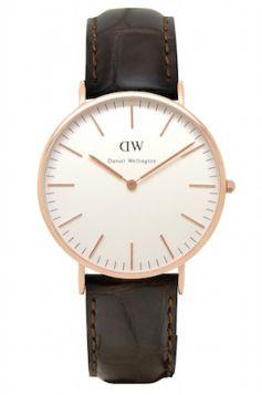Daniel Wellington 0111DW Classic York horloge