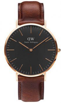 Daniel Wellington 00100124DW Classic St Mawes Horloge