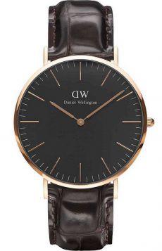 Daniel Wellington 00100128DW Classic York horloge