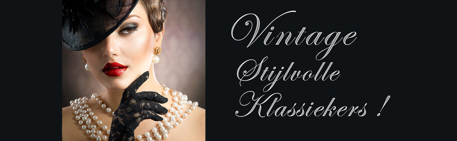 Vintage sieraden